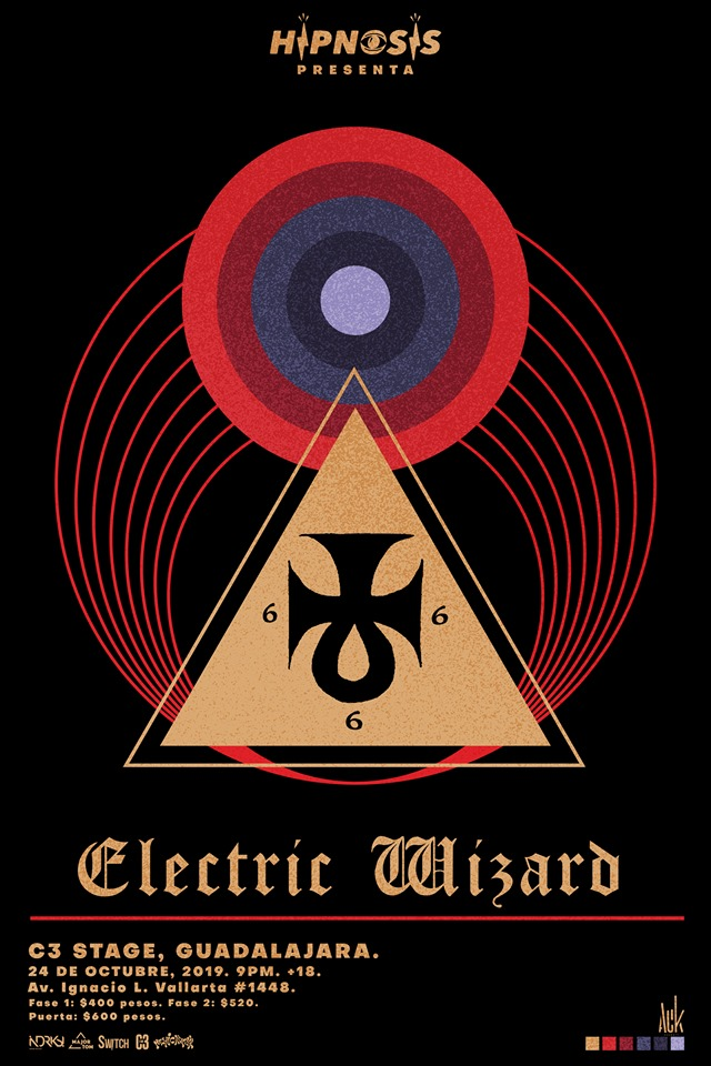 Electric Wizard Guadalajara 2
