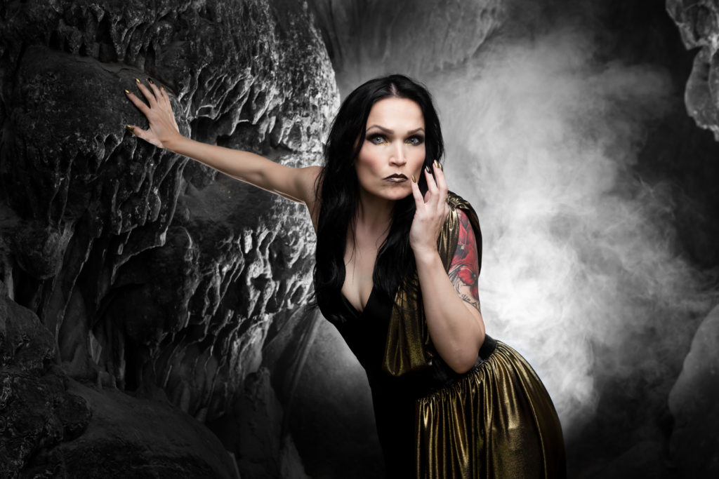 Tarja In The Raw press pictures copyright earMUSIC credit Tim Tronkoe 2