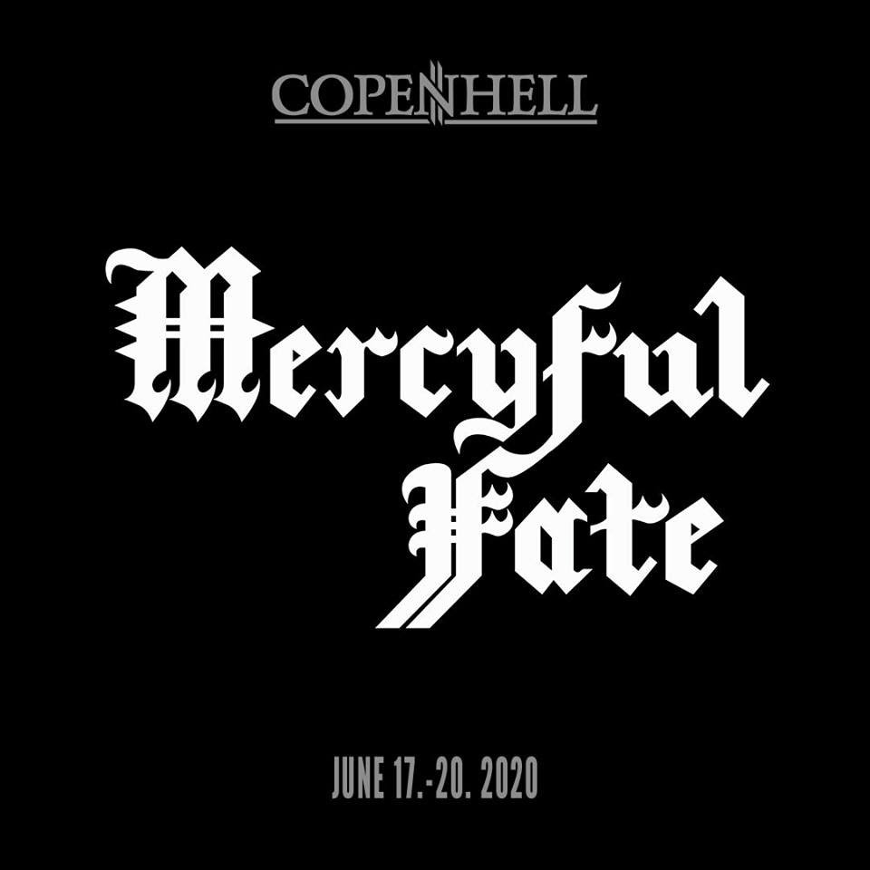 Mercyful Fate Coppenhell