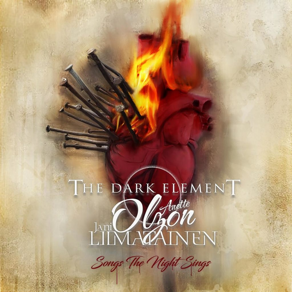 THE DARK ELEMENT stns COVER HI