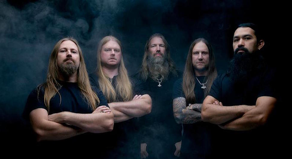 Amon Amarth Hell and Heaven 2020