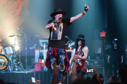 Guns N Roses july 2017 a klaz billboard 1548 uai