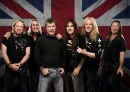 iron maiden band uai