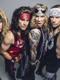 Steel Panther 2019 uai