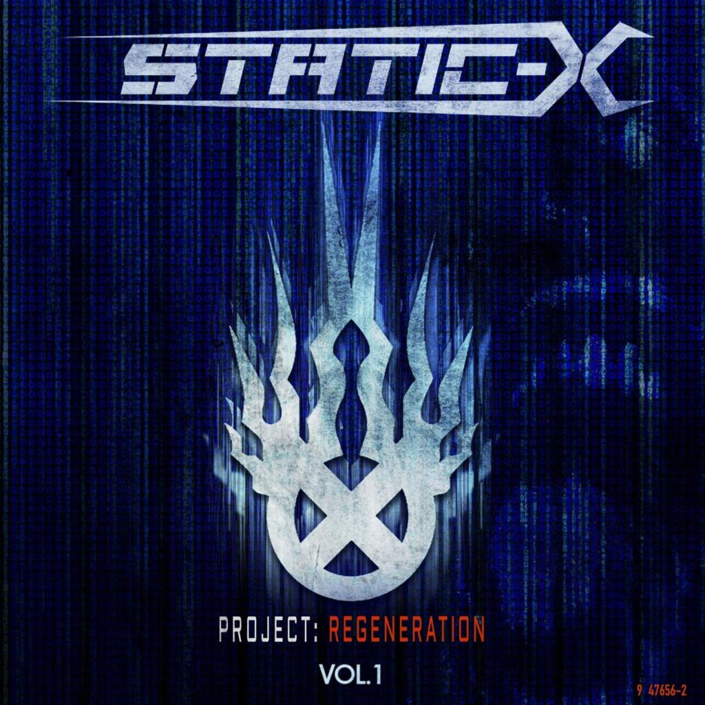 Static X Project Regeneration Vol.1