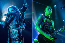 Arch Enemy Trivium 1 uai