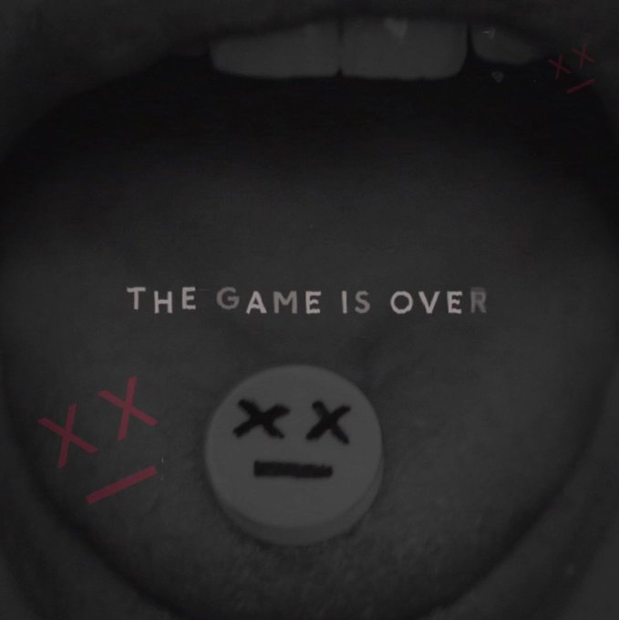 Evanescence The Game is Over
