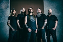 Enslaved Band uai