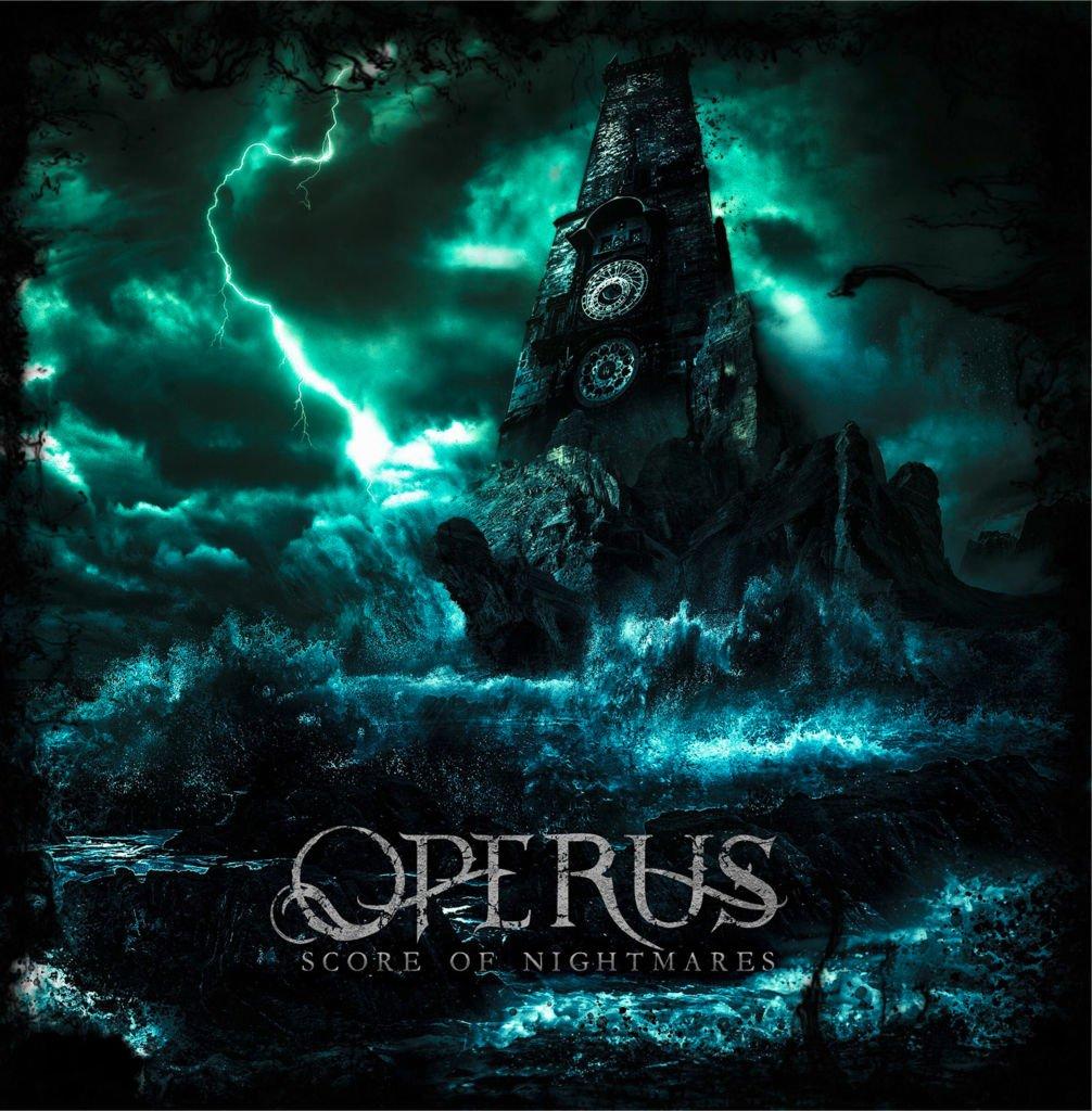 OPERUS SCORE OF NIGHTMARES ALBUM ART