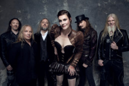 Nightwish © Tim Tronckoe