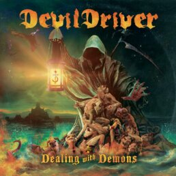 Devildriver Dealing With Demons I ALBUM COVER 1030x1030 1 uai