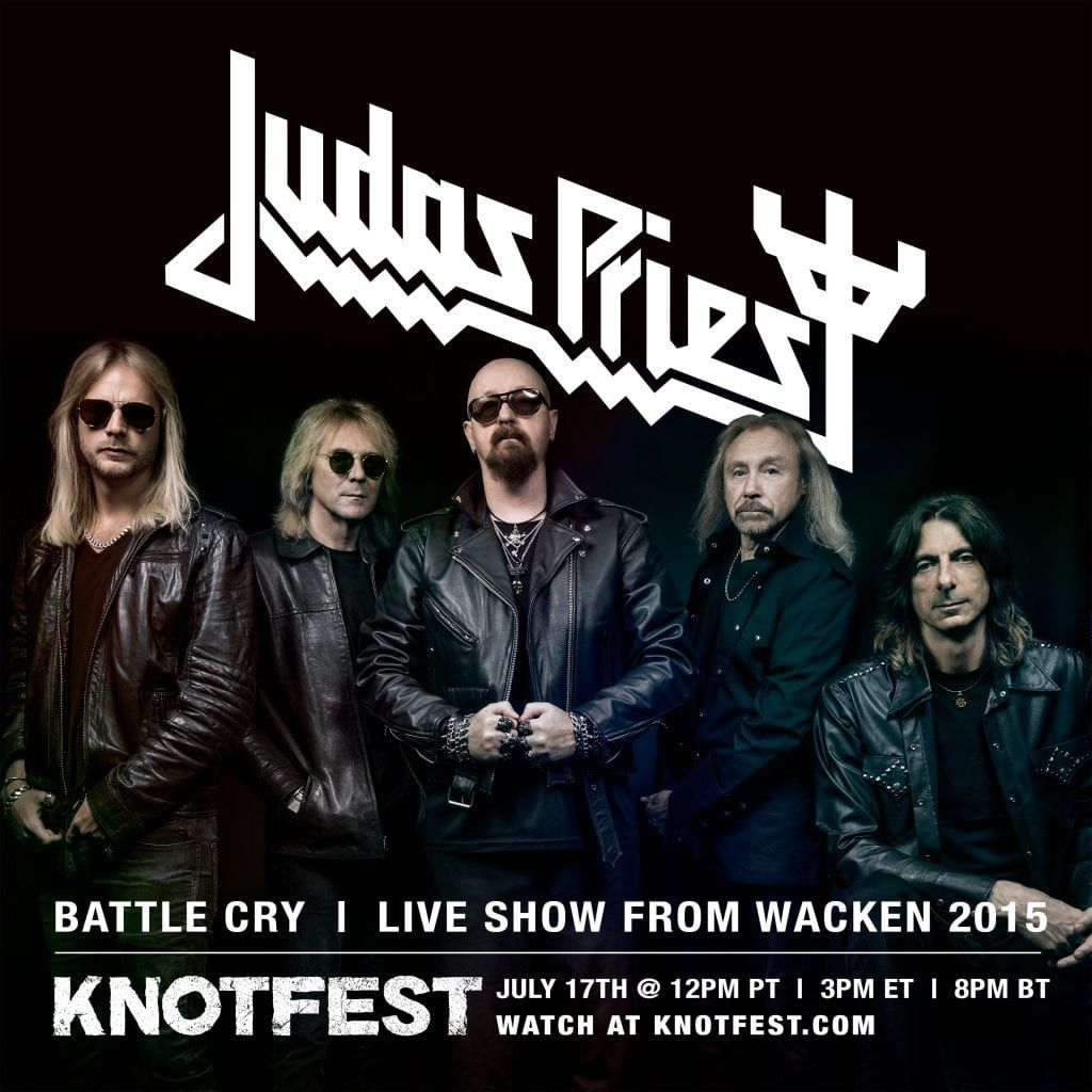 Judas Priest Knotfest