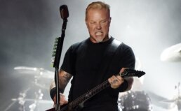 metallica james hetfield uai