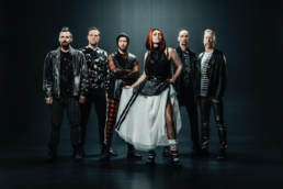 Within Temptation 2020 ghostcultmag uai