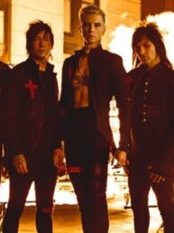 Black Veil Brides uai